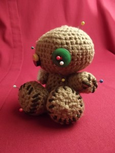Ravelry: vOodOo DOLL pincushion pattern by Alison Hogg