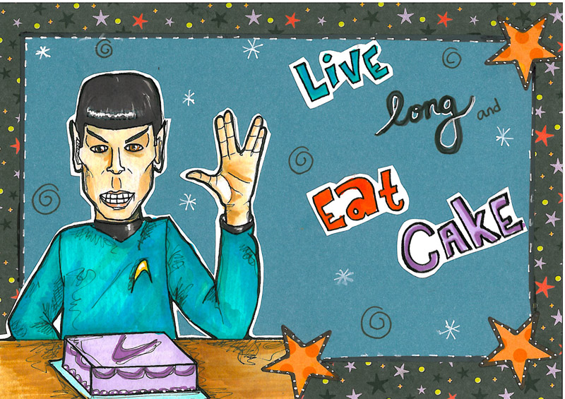 spock card_wonderstrangeCJB