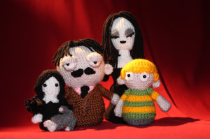 The Addams Family - Close Up