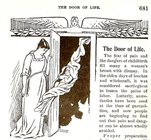 http://www.wonderstrange.com/wp-content/uploads/2014/05/The-Door-of-Life-Alone-CSMA-500x462.jpg