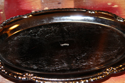 Tray with Jump Ring
