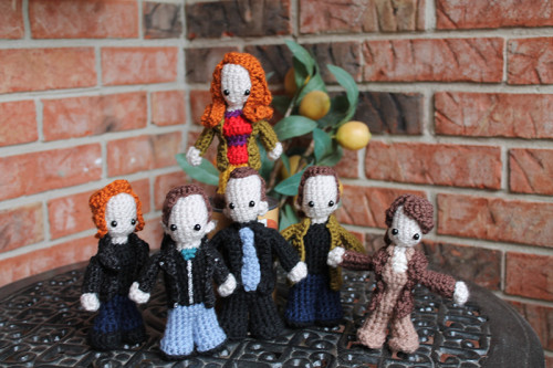 Supernatural Minis - Group Shot