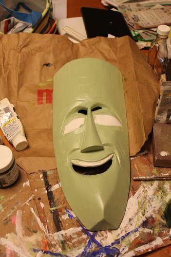 Comedy Mask 1