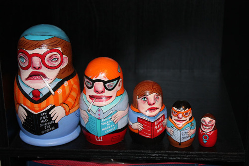 Matryoshkas from Sal