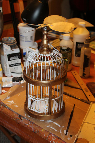 02 Birdcage with Base Coat